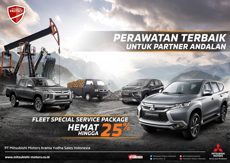 promo mitsubishi Tanjung Api-Api Palembang